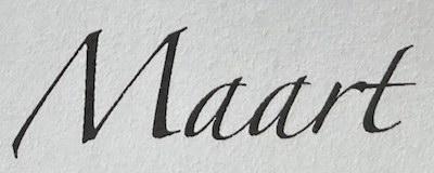 Maart Notulen